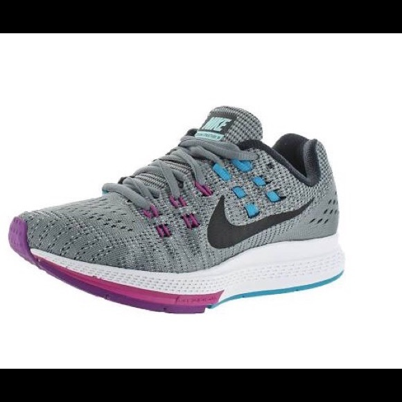 new styles 695ab f5883 Nike Air Zoom Structure 19 rubbing sneakers 9.5. M 5b3a98316a0bb7c435a85c7e